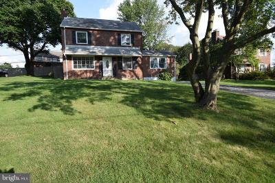 Springfield Single Family Home For Sale: 963 Old Sproul Road