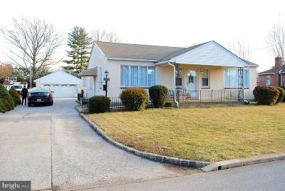 Havertown Single Family Home For Sale: 1255 Leedom Road