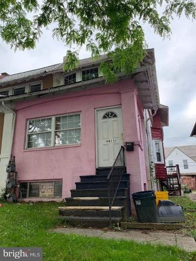 Upper Darby Multi Family Home For Sale: 6431 West Chester Pike