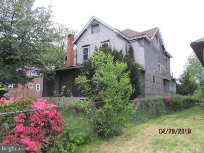 Lansdowne Single Family Home For Sale: 121 Baily Road
