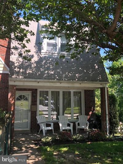 Chester Single Family Home For Sale: 714 E 25th Street