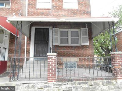 Chester Townhouse For Sale: 812 McDonald Street