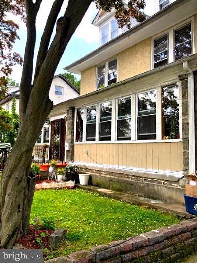 Delaware County Single Family Home For Sale: 438 Penn Avenue
