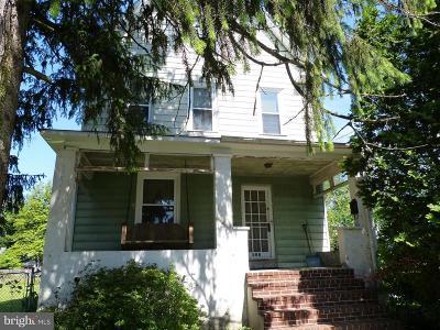Delaware County Single Family Home For Sale: 533 Delaware Avenue