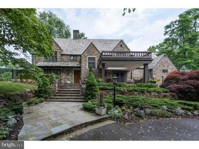 Delaware County Single Family Home For Sale: 1 Wychwood Lane