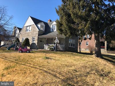 Delaware County Single Family Home For Sale: 500 Broadview Road