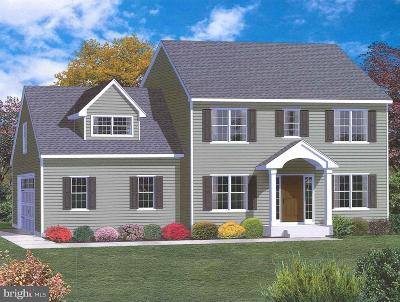 Delaware County Single Family Home For Sale: Lot #1 Barren Crossing