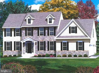 Single Family Home For Sale: Lot #2 Barren Crossing