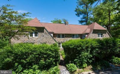 Villanova Single Family Home For Sale: 815 Newtown Rd