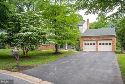 Glen Mills Single Family Home For Sale: 33 Walters Road