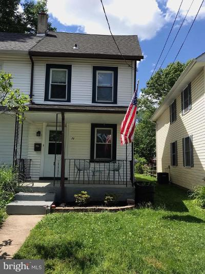 Bryn Mawr Single Family Home For Sale: 74 Garrett Avenue