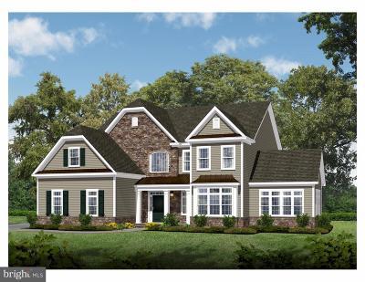 Media Single Family Home For Sale: 003 Mattrissa Ridge