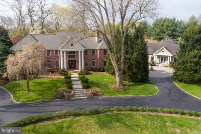 Villanova Single Family Home For Sale: 506 Chaumont Drive