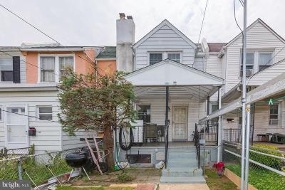 Upper Darby Townhouse Under Contract: 720 Copley Road
