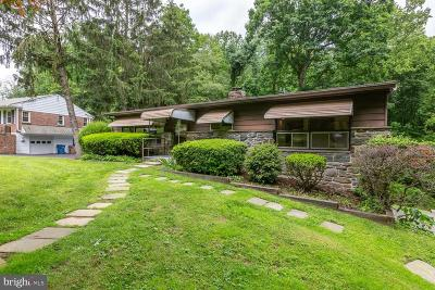 Newtown Square Single Family Home Under Contract: 146 Brookside Road