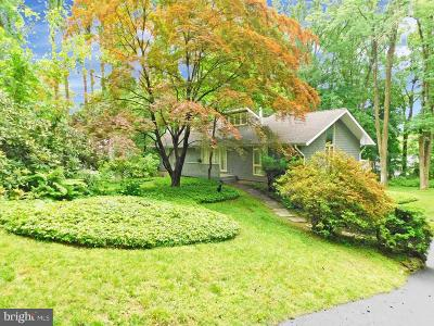 Newtown Square Single Family Home For Sale: 845 Goshen Road