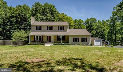Delaware County Single Family Home Under Contract: 938 Naamans Creek Road