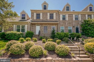Springfield Townhouse For Sale: 1270 Country Club Drive