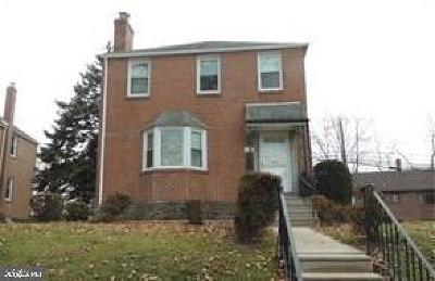 Delaware County Multi Family Home For Sale: 658 Childs Avenue