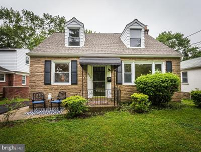 Springfield PA Single Family Home For Sale: $339,000