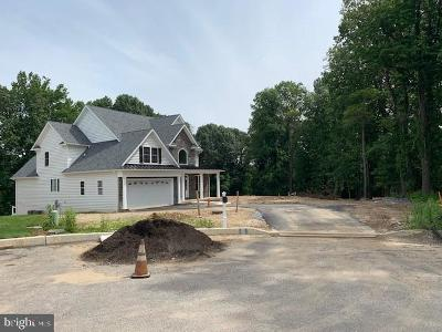 Delaware County Single Family Home For Sale: Lot 12 Fox Hollow Lane
