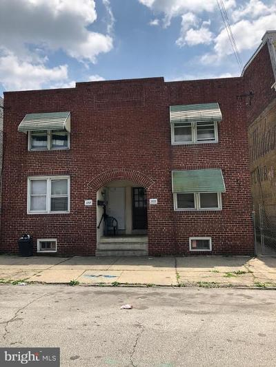 Chester Multi Family Home For Sale: 2921 W 3rd Street