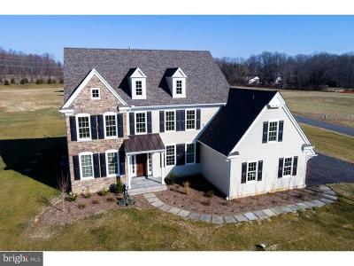 Glen Mills Single Family Home For Sale: Lot 4a Creek Road
