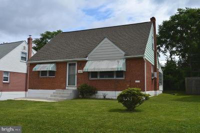 Ridley Park Single Family Home For Sale: 3 Hetzel Road