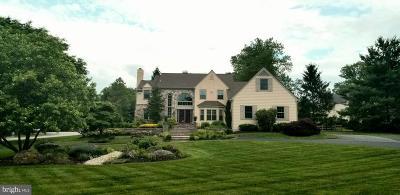 Media Single Family Home For Sale: 10 W Spring Oak Circle
