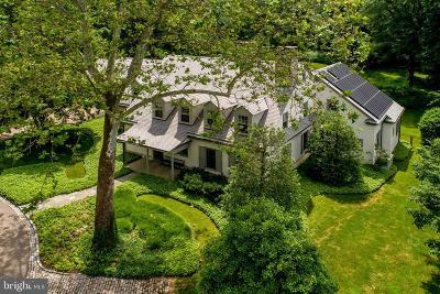 Villanova Single Family Home For Sale: 871 Lesley Road
