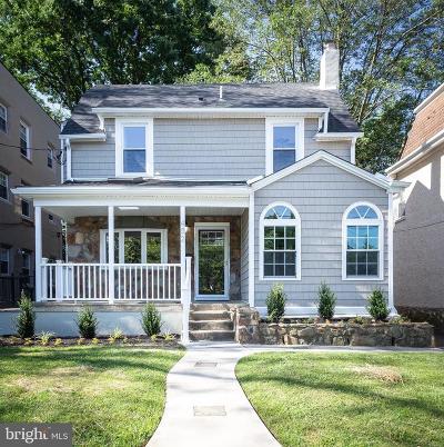Media Single Family Home For Sale: 402 E Jefferson Street