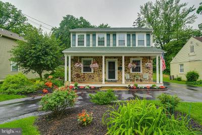 Media Single Family Home For Sale: 718 Summer Street