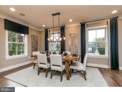 Newtown Square Townhouse Under Contract: 251 Charles Ellis Drive