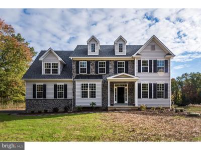 Garnet Valley Single Family Home For Sale: Lot 2 A Greenbriar Reserve Road