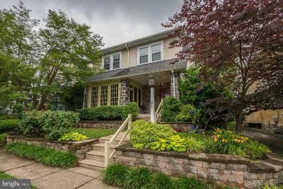 Havertown Single Family Home For Sale: 21 E Turnbull Avenue