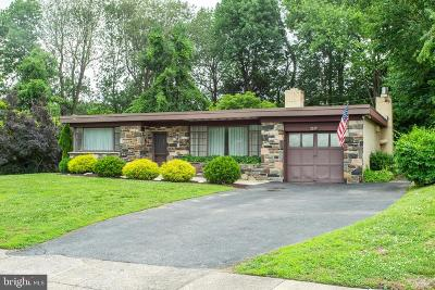 Broomall Single Family Home For Sale: 2157 Kingswood Lane