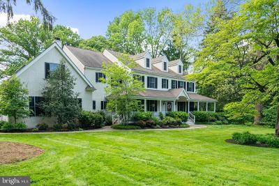 Villanova Single Family Home For Sale: 644 Conestoga Road