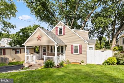 Broomall Single Family Home Under Contract: 79 2nd Avenue
