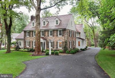 Villanova Single Family Home For Sale: 774 Harrison Road
