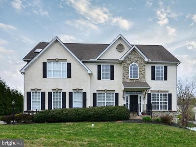 Aston Single Family Home For Sale: 511 Cory Lane