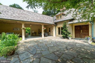 Villanova Single Family Home For Sale: 662 Conestoga Road