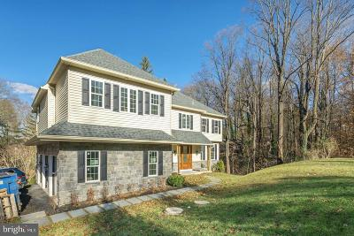 Bryn Mawr Single Family Home For Sale: 941 Academy Lane