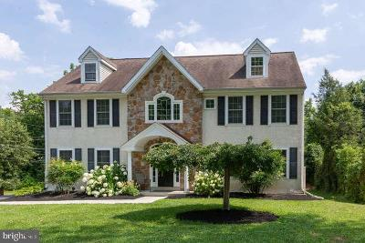 Newtown Square Single Family Home For Sale: 3526 Caley Road