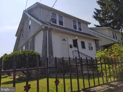 Upper Darby Single Family Home For Sale: 121 Englewood Road