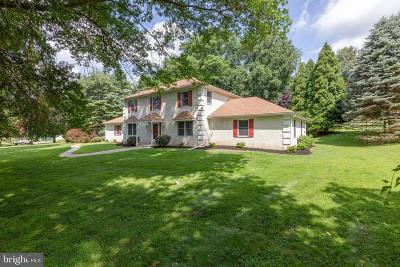 Glen Mills Single Family Home For Sale: 341 Smithbridge Road