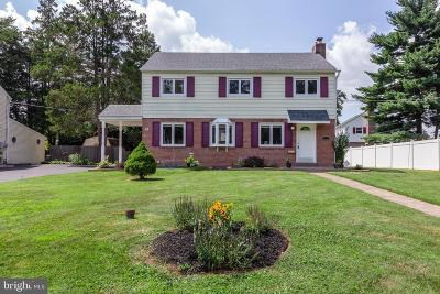 Springfield PA Single Family Home For Sale: $360,000