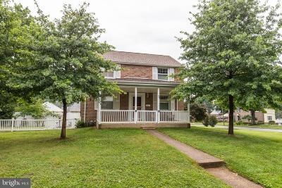 Springfield Single Family Home For Sale: 35 Worrell Drive
