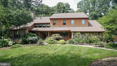 Chadds Ford Single Family Home For Sale: 360 High Ridge Road