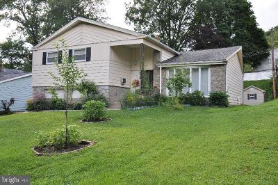 Delaware County Single Family Home For Sale: 1721 Lawrence Road