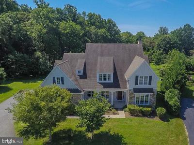 Glen Mills Single Family Home For Sale: 10 Wellfleet Lane